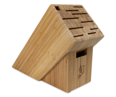 DM0831 Shun 11–Slot Bamboo Block