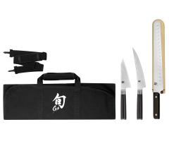 DMS0450 Shun Classic 4 Pc BBQ Set