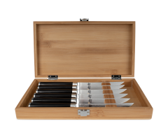 Classic 6 Pc Steak Knife Set