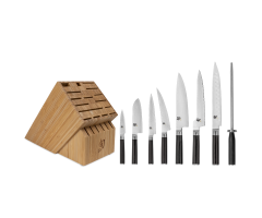 Classic 9 Pc Chef's Choice Block Set