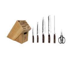 TDMS0700 Shun Premier 7 Pc Essential Block Set