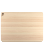 Large Hinoki Cutting Board with Juice Groove