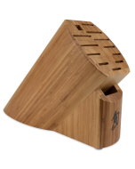 13–Slot Bamboo Block