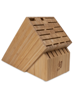 22–Slot Bamboo Block