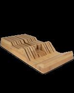 DM0835 Shun 11–Slot In–Drawer Bamboo Knife Tray
