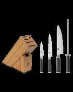 Classic 5 Pc Starter Block Set