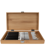 DMS0660 Shun Classic 6 Pc Steak Knife Set Boxed