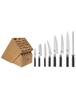 DMS0934 Shun Classic 9 Pc Chef's Choice Block Set