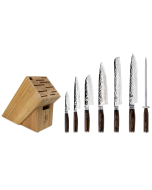 TDMS0808 Shun Premier 8 Pc Professional Block Set