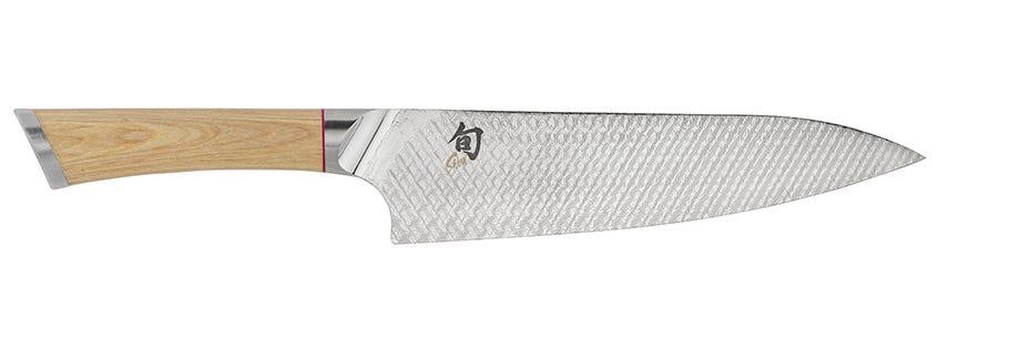 "Shun Hikari Chef's Knife 8"""