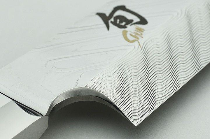 Detail Shun Dual Core Yanagiba